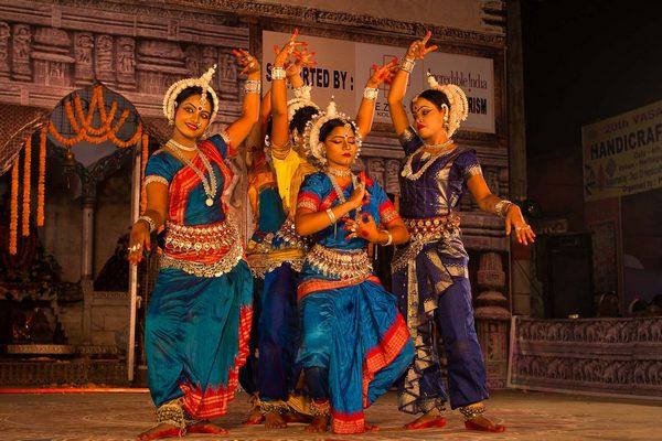 история индийского танца