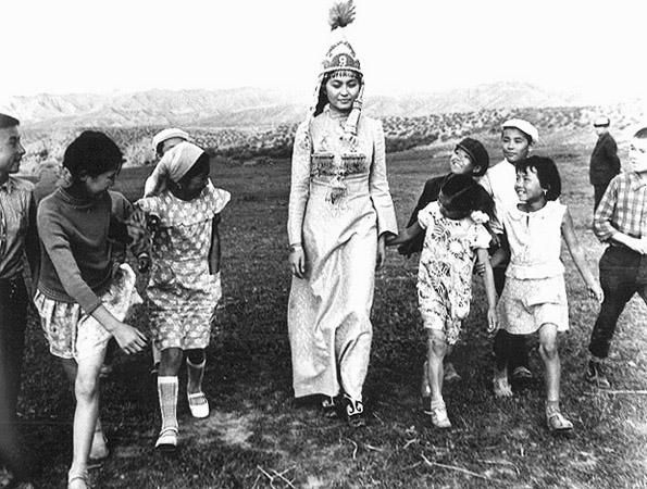 дети Киргизии
