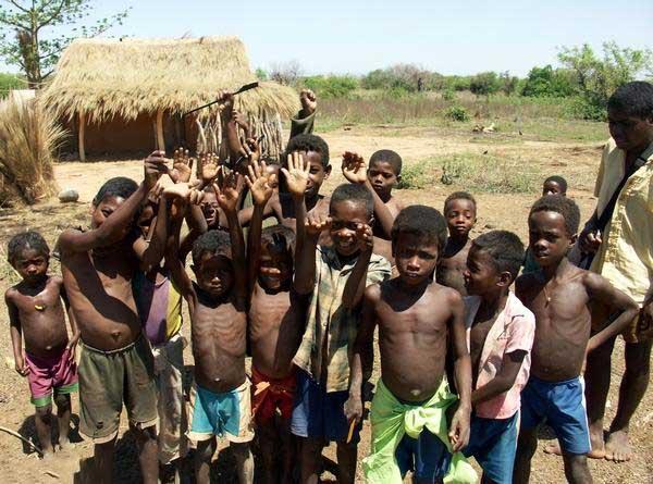 Дети Мали