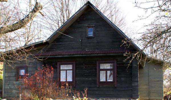 Тайна тёмного дома