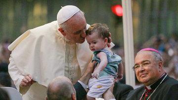 Папа для Робертино