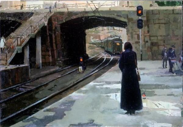 Судьбу изменил поезд
