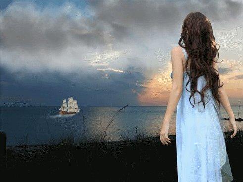 Жена ждёт своего моряка