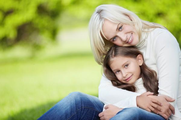 Дети и их приёмные родители
