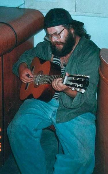 Сергей Браславский, Афганистан