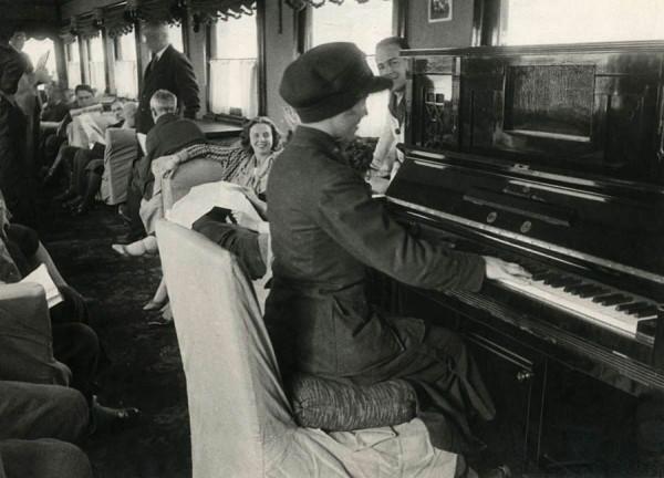 Пианино для генеральши